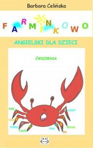 BARBARA CELIŃSKA, ANGIELSKI DLA DZIECI , ĆWICZENIA OKŁADKA PDF