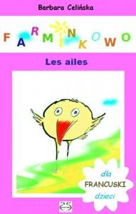 OKŁADKA Farminkowo. Les ailes - skrzydła